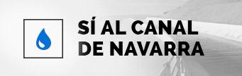 Sí al Canal de Navarra