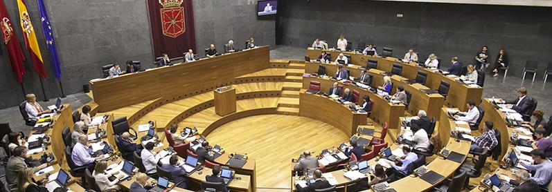 Iniciativas Parlamentarias : UPN