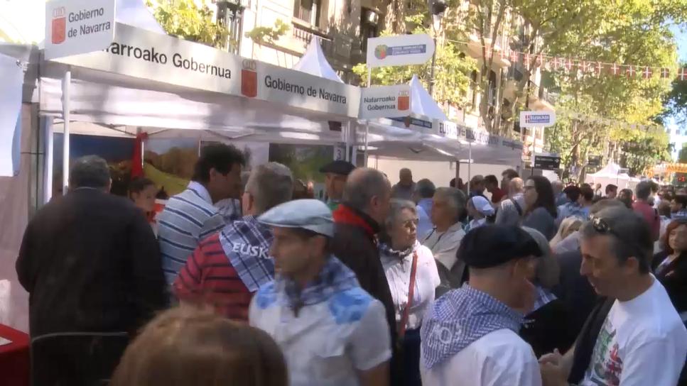 42b25cbc98 UPN denuncia la participación del Gobierno de Barkos en el evento  Buenos  Aires celebra al País Vasco