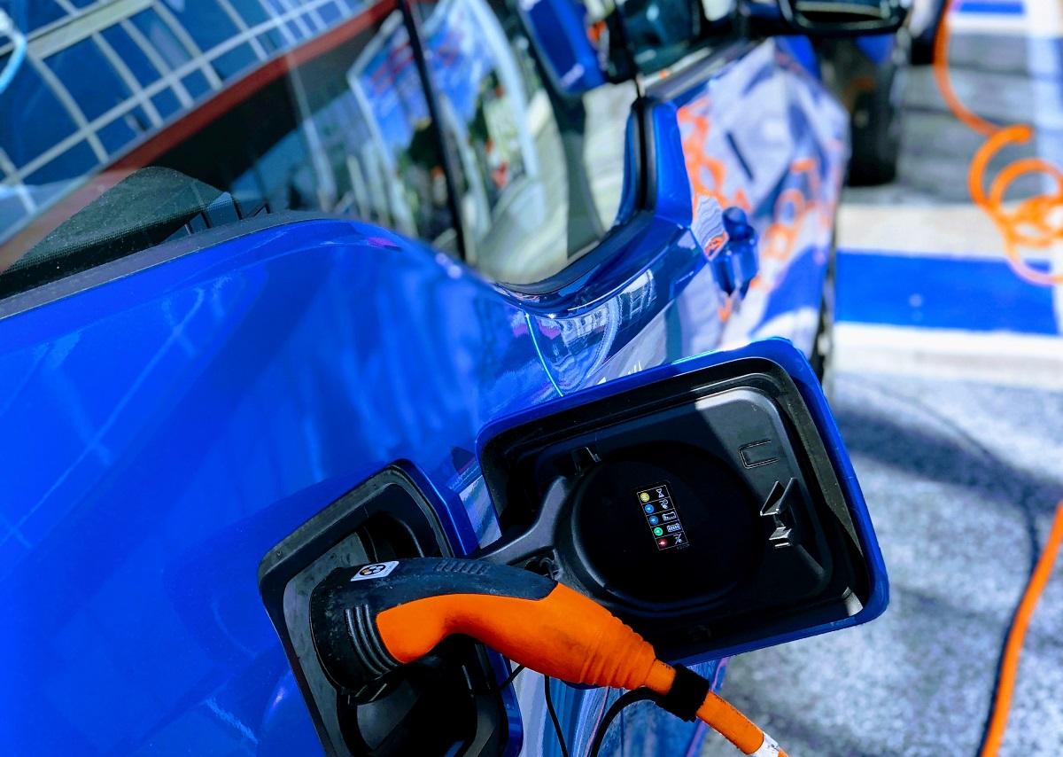 vehículos eléctricos en Pamplona