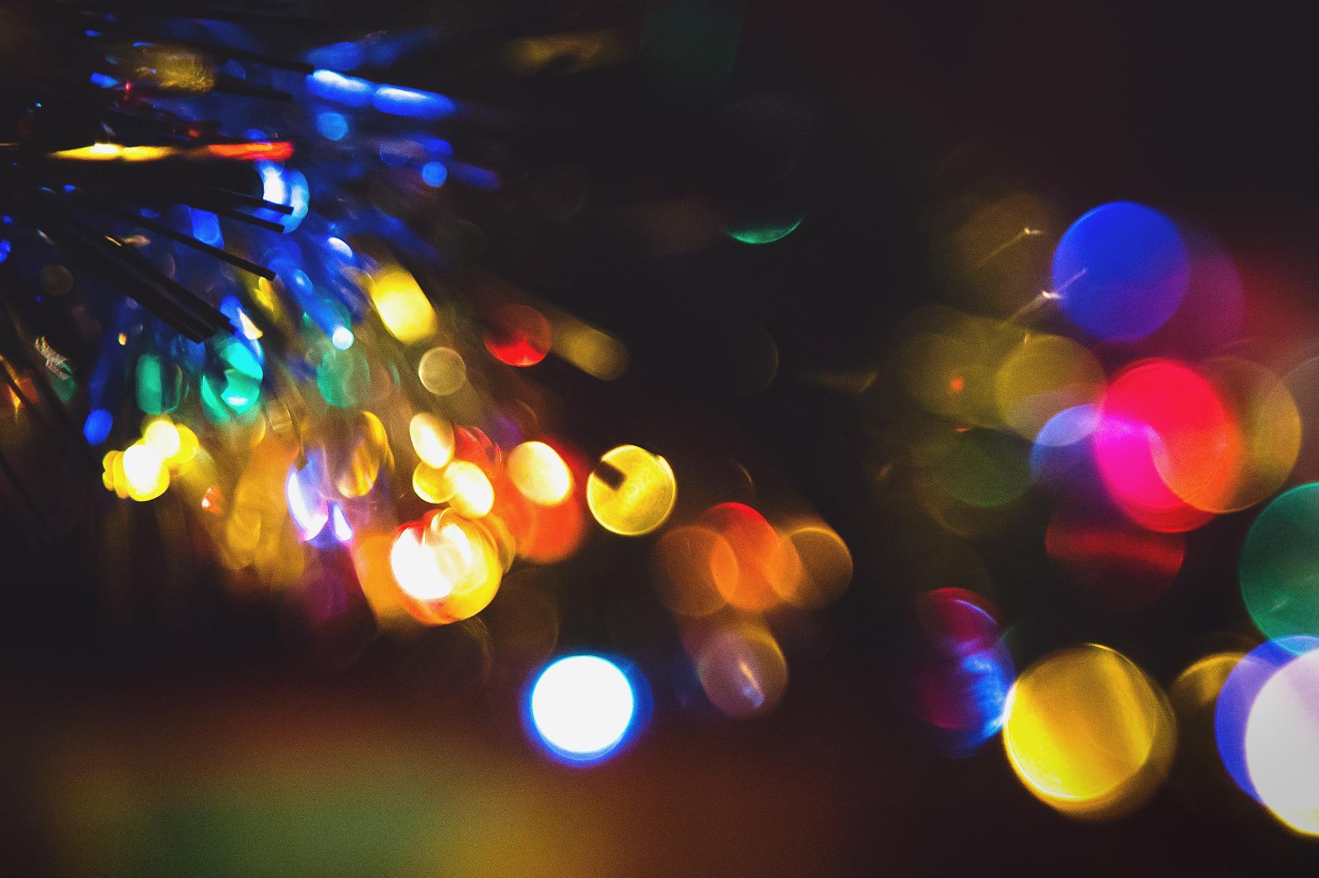 Iluminación navideña Tudela