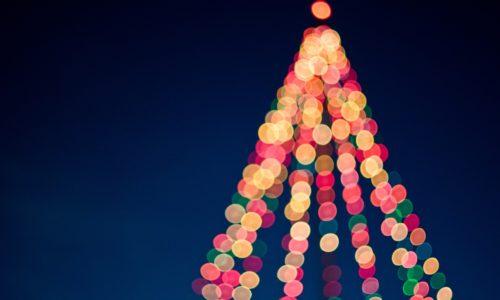 iluminación navidad villava