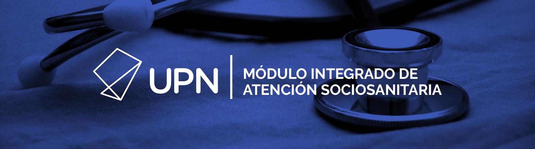 MÓDULO INTEGRADO DE ATENCIÓN SOCIOSANITARIA
