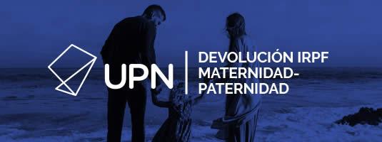 Devolución IRPF Maternidad - Paternidad